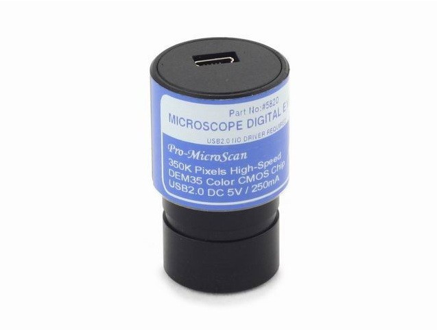 Mikro kamera 3 MP