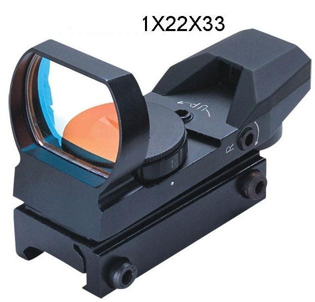 Kolimátor Fomei Red 1x22x33 mm (13-14 mm)