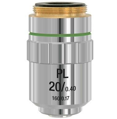 Objektív Bresser DIN PL-20x