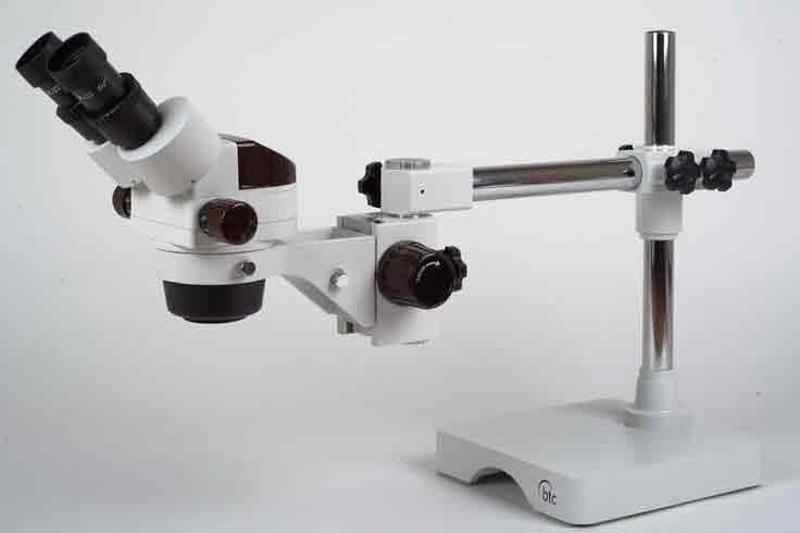 Mikroskop IND C2Z priemyselný, stereo a zoom