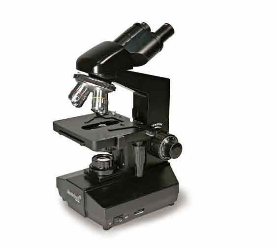Mikroskop Levenhuk 850 B bino
