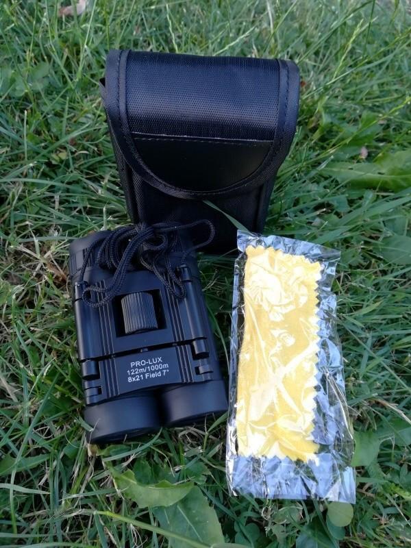 Ďalekohľad Dorr PRO-LUX Pocket 8x21