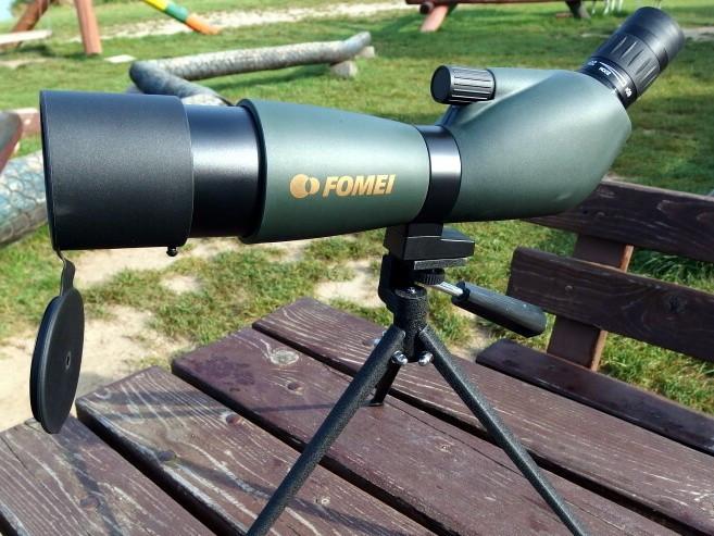 Monokulár Fomei 20-60x60 Zoom Spoting Scope